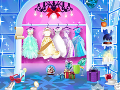 Ice Princess Hidden Objects